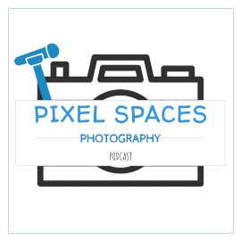 Pixel Spaces - Podcast Artwork