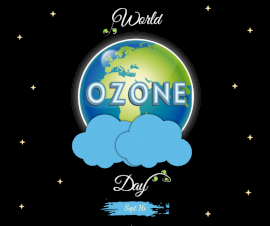 Online Editable World Ozone Day September 16 :$category Facebook Post