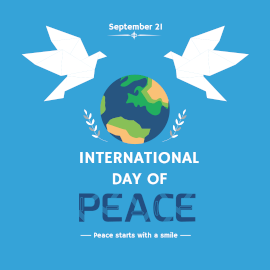 International Day of Peace - Instagram Post