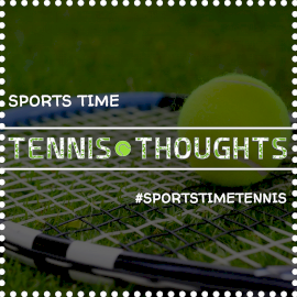 Tennis Thoughts - Podcast Artwork