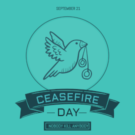 Ceasefire Day - Instagram Post