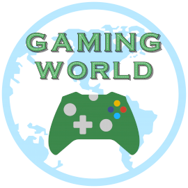 Gaming World - Podcast Artwork