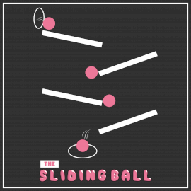 Sliding ball - Podcast Artwork
