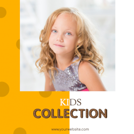 Kids Collection - Social Media Post